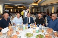 KOÇAK - Aksaray'da Damızlık Sığır Yetiştiricileri Birliği Üreticilerle İftarla Buluştu