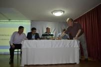 KARAKAYA - Alaplı'da Sulama Birliği Başkanlığı Seçimi Yapıldı