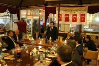 Ankara'daki Tokatlı Bürokratlar İftarda Bir Araya Geldi