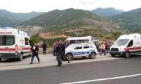 Artvin'de Trafik Kazası Açıklaması 9 Yaralı