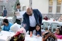TUNCAY TOPSAKALOĞLU - Aziziye'de Şehit Aileleri Ve Gaziler İftar Sofrasında Buluştu