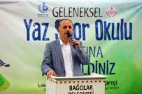 BİLGİ EVLERİ - Bağcılar'da 20 Bin Öğrenci Yaz Spor Okuluna Katıldı