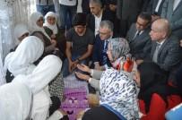 GÖNÜL KÖPRÜSÜ - Bakan Ağbal Şırnak'ta İftar Programına Katıldı