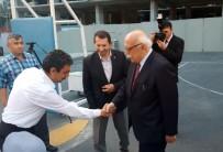 MUAMMER YıLDıZ - Bakan Avcı, Pangaltı Ermeni Lisesi'nde Düzenlenen İftara Katıldı