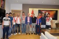 Balkes Taraftarlarından Başkan Kafaoğlu'na Teşekkür Ziyareti