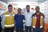 ALI KAYA - Başkan Kalı Ramazan Çarşısındaki Esnafları Ziyaret Etti