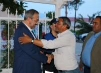 GÖKHAN KARAÇOBAN - Başkan Karaçoban Vatandaşlarla İftar Sofasında Buluştu