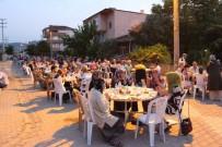 BOSTANCı - Başkan Şahin Mahalle İftarlarında Vatandaşlarla Bir Araya Geldi