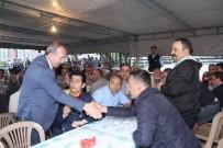 AHMET YıLMAZ - Başkan Şahiner Vatandaşlarla İftarda Buluştu