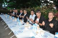 TÜRK METAL SENDIKASı - Başkan Uysal, Türk Metal Sendikası Yöneticilerini Ağırladı