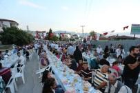 ASFALT ŞANTİYESİ - Başkan Zolan Aktepe'deki İftarda Vatandaşlarla Bir Araya Geldi