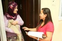 İŞSIZLIK - Bayraklı'da Erzak Ve Giyecek Yardımı