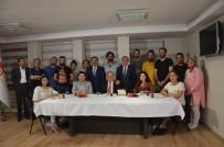 MEHMET KELEŞ - Belediye Başkanlar Birliğinde Bereket Sofrası