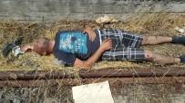 TOPLU ULAŞIM - Bonzai içen genç tren raylarına düştü