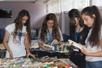 Burhaniyeli Öğrenciler 3 Bin Kitabı Okuyucu İle Buluşturdu