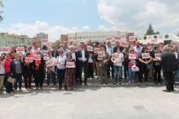 TEMYIZ - CHP'liler Ömer Halisdemir Meydanında Toplandı