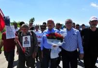 TAŞERON İŞÇİ - CHP'nin 'Adalet Yürüyüşü'nde İkinci Gün