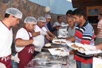 Çukurova Belediyesi Salbaş Ve Pozantı'da İftar Sofrası Kurdu