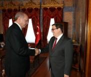 İBRAHİM KALIN - Cumhurbaşkanı Erdoğan, Küba Dışişleri Bakanı İle Görüştü