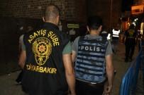 GÜVENLİK GÖREVLİSİ - Diyarbakır'da Huzur Operasyonu