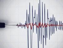 EGE DENIZI - Ege Denizi'nde korkutan depremler