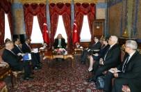 İBRAHİM KALIN - Erdoğan, Küba Dışişleri Bakanı İle Görüştü