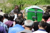 HAMİLE KADIN - Eşi Tarafından Öldürülen 8 Aylık Hamile Kadın Son Yolculuğuna Uğurlandı