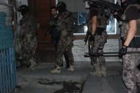 ÖZEL TİM - Fatih'te Helikopter Destekli Uyuşturucu Operasyonu