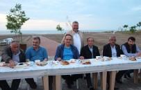 MEHMET YıLMAZ - Giresun Belediye Başkanı İftarda Muhtar Ve Basın Mensuplarıyla Bir Araya Geldi