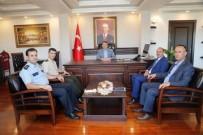 ZABITA MÜDÜRÜ - Gölbaşı'nda Ramazan Bayramı Öncesi Asayiş Toplantısı