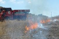 SİGARA İZMARİTİ - Güdül Açıklaması 'Yangınlara Karşı Hazırız'