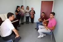 HARRAN ÜNIVERSITESI - Harran Üniversitesi Konservatuvar Kayıtları Başladı