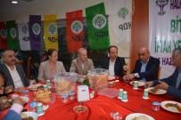 HDP'den Tatvan'da İftar Yemeği