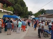 BELEVI - Hırsıza Mahalleliden Linç Girişimi