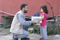 DİŞ FIRÇASI - İHH'dan Ramazan'da 10 Bin Yetime 'Çocuk Paketi'