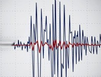 EGE DENIZI - İzmir'de deprem