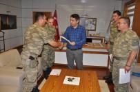 Jandarma Personeli Başarı Belgesi İle Ödüllendirildi