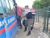 SAHTE İÇKİ - Jandarmadan Sahte İçki İmalatçılarına Baskın