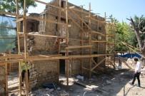 ERTUĞRUL ÇALIŞKAN - Karaman Belediyesi Tarihi Nalıncılar Evini Restore Ediyor