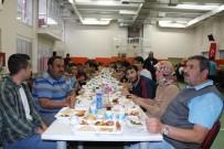 ENGELLİ SPORCULAR - Karaman'da 'Bir Antrenman, Bir İftar' Projesi