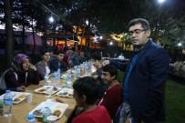 MURAT AYDıN - Kaymakam Çetin'den Başarılı Öğrencilere İftar Yemeği