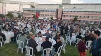 KAYSERİ ŞEKER FABRİKASI - Kayseri Şeker'in Boğazlıyan'da Kurulan Şeker Sofrası'na 2 Bin Kişi Katıldı