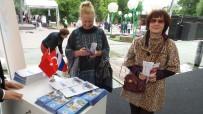 ZEYTİNYAĞI - Kepez'in güzellikleri Rusya'da tanıtılıyor