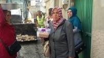 EV TEMİZLİĞİ - Kilis'te 'Evde Bakım Hizmetleri Ve Belediye Soframızda' Projeleri Devam Ediliyor