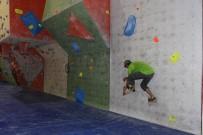 TÜRKIYE DAĞCıLıK FEDERASYONU - Kızılay'dan Spor Tırmanışı Boulder Milli Takımına Moral Ziyareti