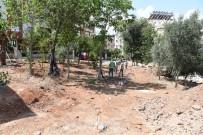 KONYAALTI BELEDİYESİ - Konyaaltı Belediyesi'nden Pınarbaşı Mahallesine Yeni Park