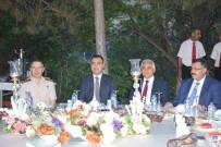 TRAFİK MÜDÜRLÜĞÜ - Malatya İl Emniyet Müdürlüğünden İftar Yemeği