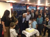 DOĞUM GÜNÜ - Medical Park Karadeniz Hastanesi İftarda Bir Araya Geldi