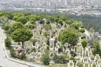 ÖZEL GÜVENLİK - Mezarlıklar Bayram Ziyaretçilerine Hazır