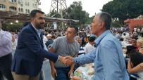 MEHMET ŞÜKRÜ ERDİNÇ - Milletvekili Erdinç, ASKON İftar Çadırında Vatandaşla Buluştu